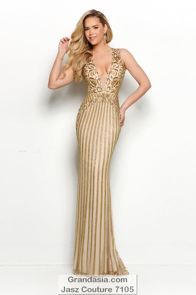 Jasz Couture 7105 Prom Dress