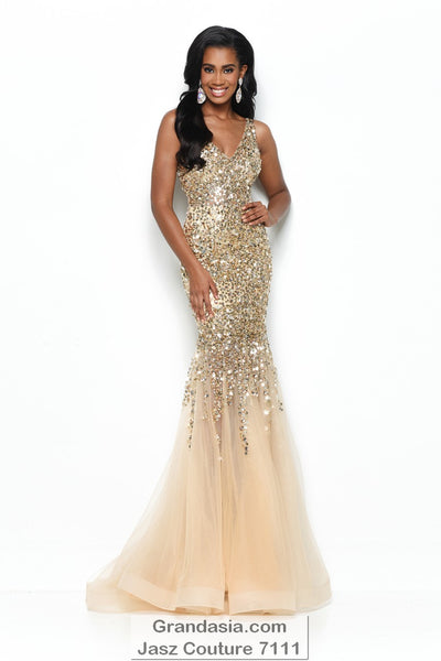 Jasz Couture 7111 Prom Dress