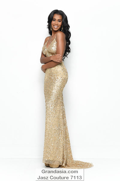 Jasz Couture 7113 Prom Dress