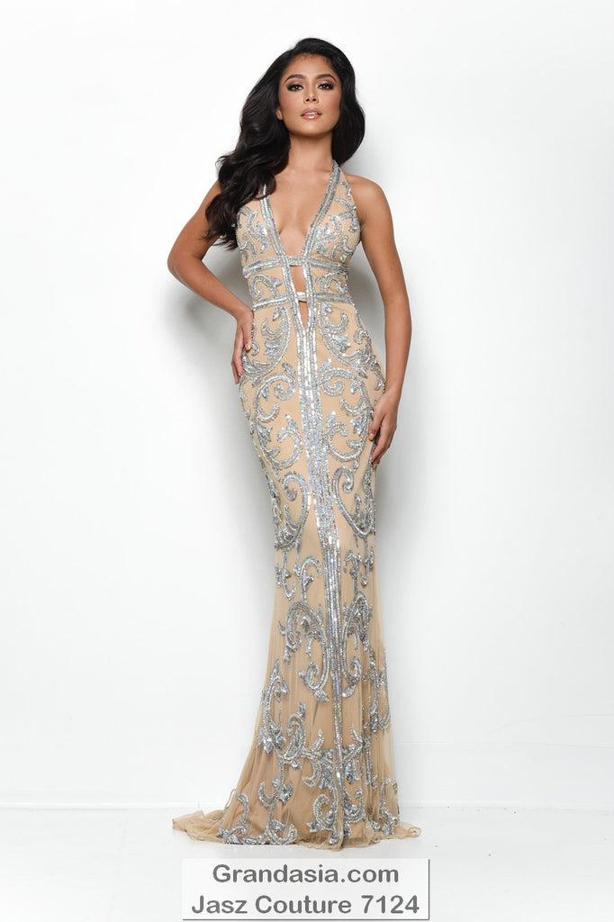 Jasz Couture 7124 Prom Dress