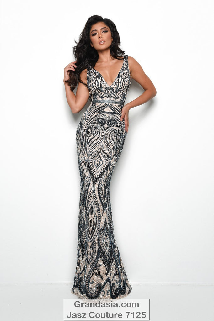 Jasz Couture 7125 Prom Dress