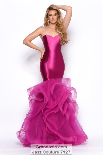 Jasz Couture 7127 Prom Dress