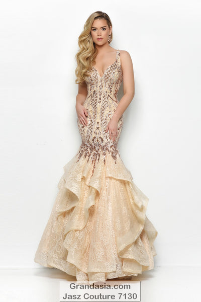 Jasz Couture 7130 Prom Dress