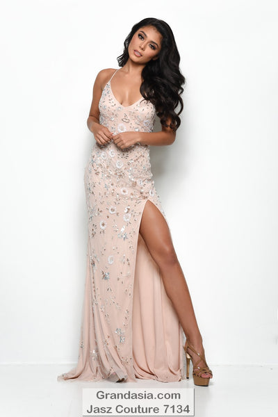 Jasz Couture 7134 Prom Dress
