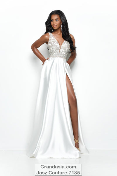 Jasz Couture 7135 Prom Dress