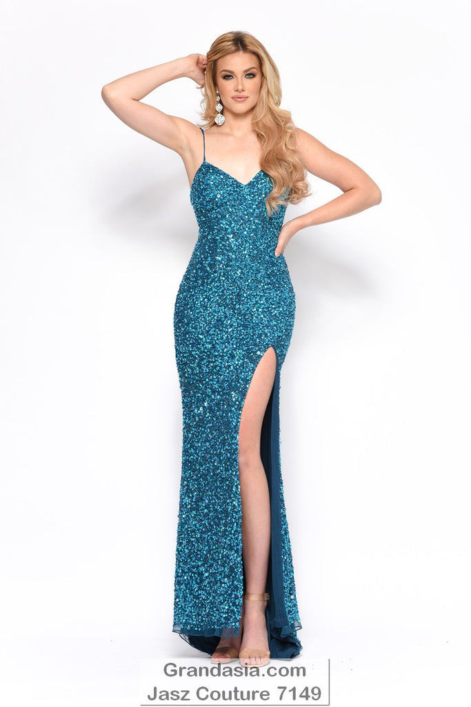 Jasz Couture 7149 Prom Dress