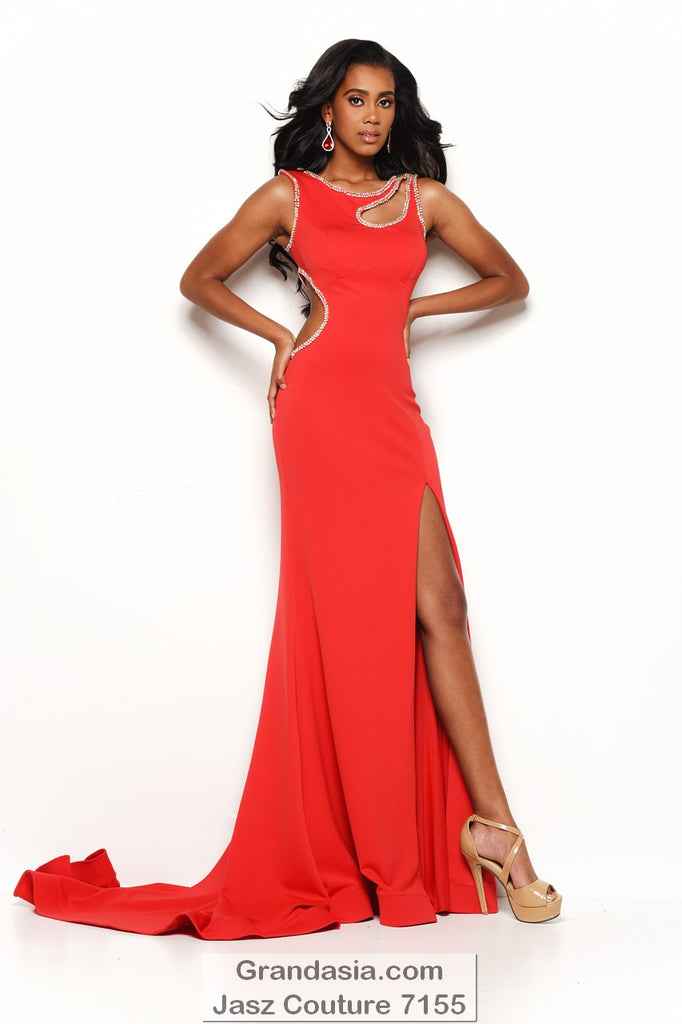 Jasz Couture 7155 Prom Dress