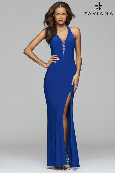 Faviana 7540 Prom Dress