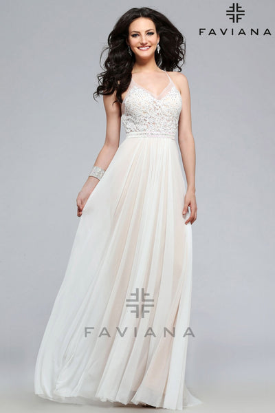 Faviana 7717 Prom Dress