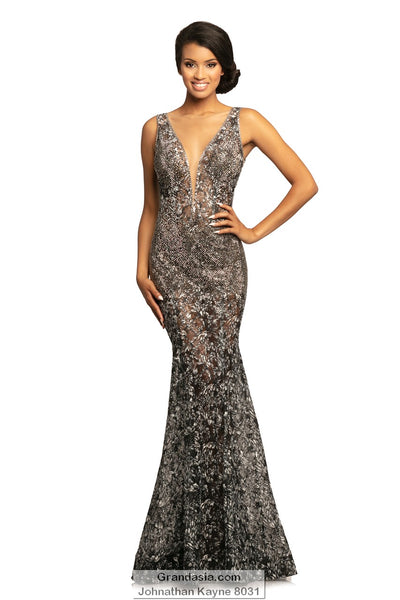 Johnathan Kayne 8031 Prom Dress