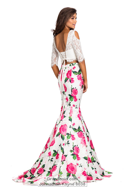 Johnathan Kayne 8038 Prom Dress