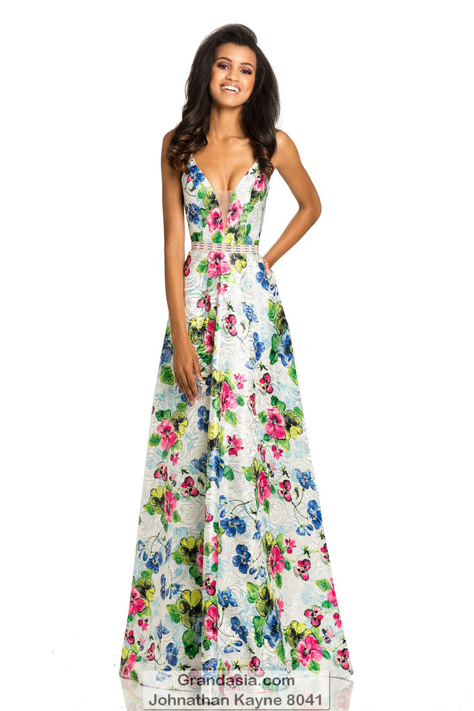 Johnathan Kayne 8041 Prom Dress