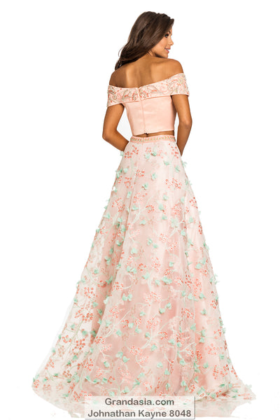 Johnathan Kayne 8048 Prom Dress