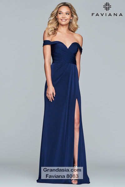 Faviana 8083 Prom Dress