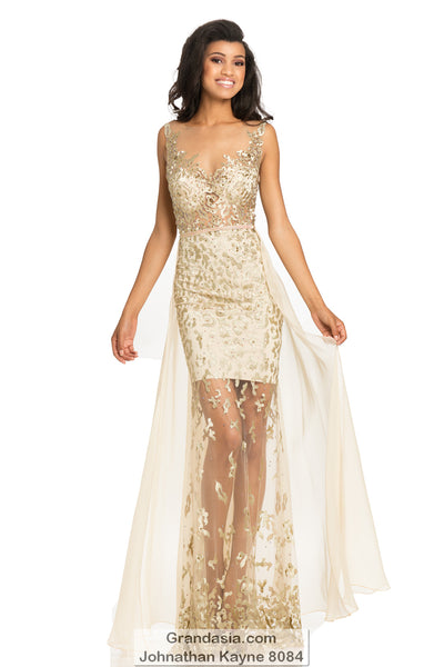 Johnathan Kayne 8084 Prom Dress