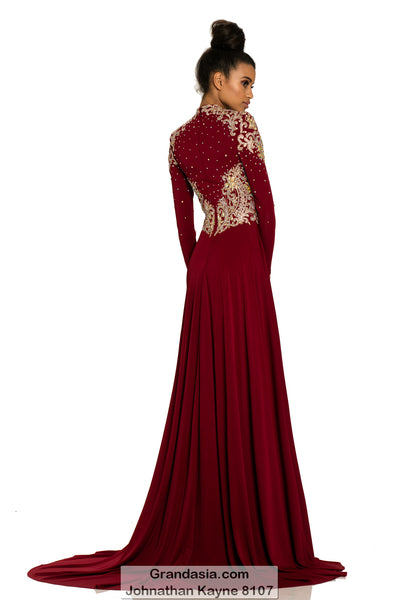 Johnathan Kayne 8107 Prom Dress