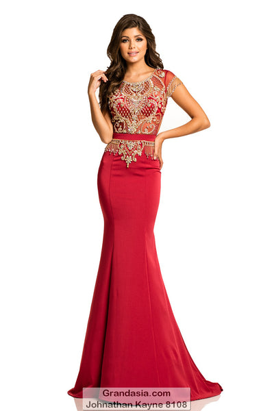 Johnathan Kayne 8108 Prom Dress