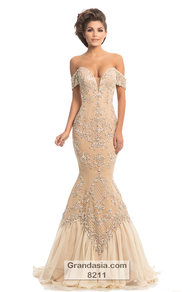 Johnathan Kayne 8211 Prom Dress