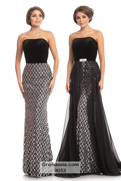 Johnathan Kayne 9053 Prom Dress