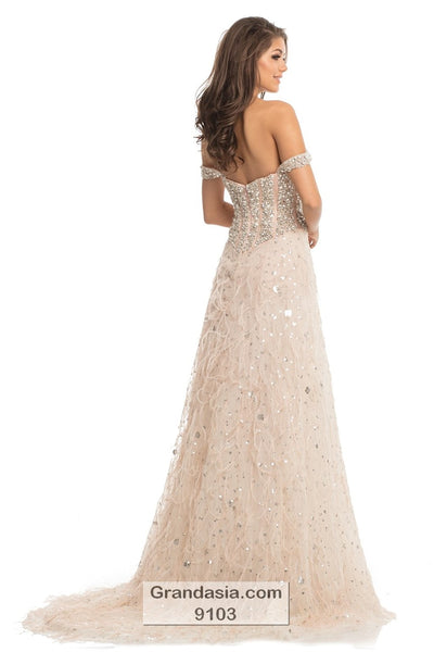 Johnathan Kayne 9103 Prom Dress