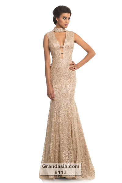 Johnathan Kayne 9113 Prom Dress
