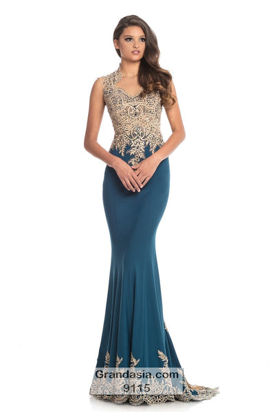 Johnathan Kayne 9115 Prom Dress