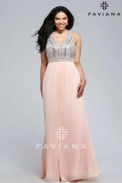 Faviana 9388 Prom Dress
