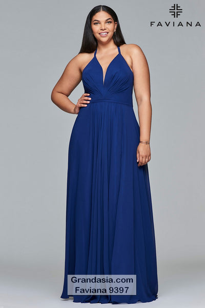 Faviana Curves 9397 Prom Dress