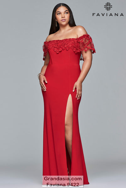 Faviana 9422 Prom Dress