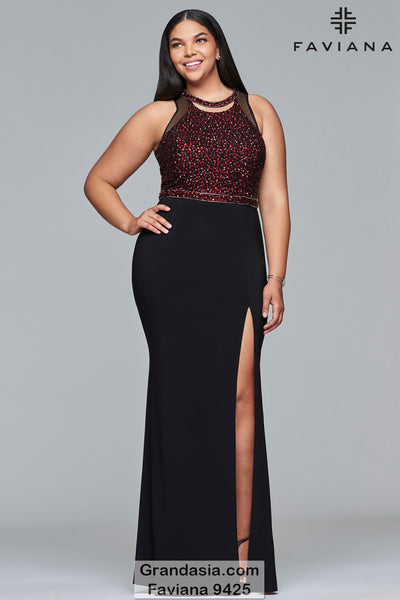 Faviana 9425 Prom Dress