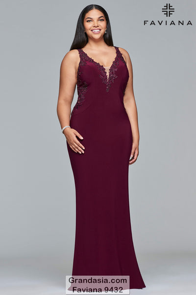 Faviana 9432 Prom Dress