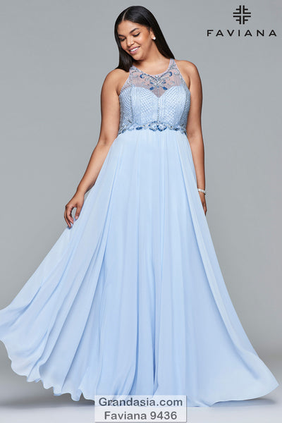 Faviana 9436 Prom Dress