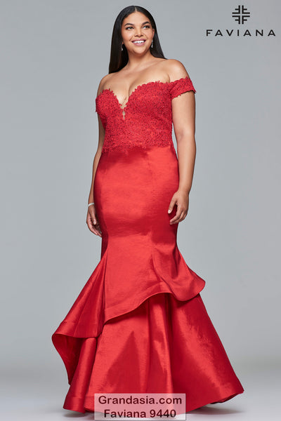 Faviana 9440 Prom Dress