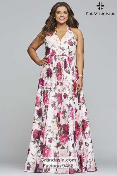 Faviana Curves 9468 Prom Dress