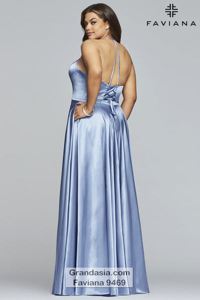 Faviana Curves 9469 Prom Dress