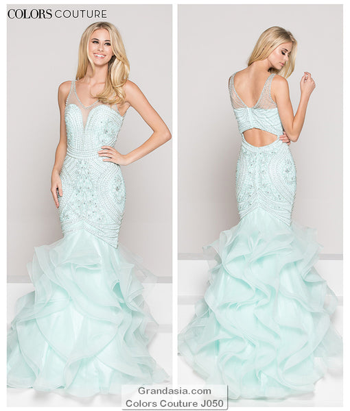 Colors Couture J050 Prom Dress