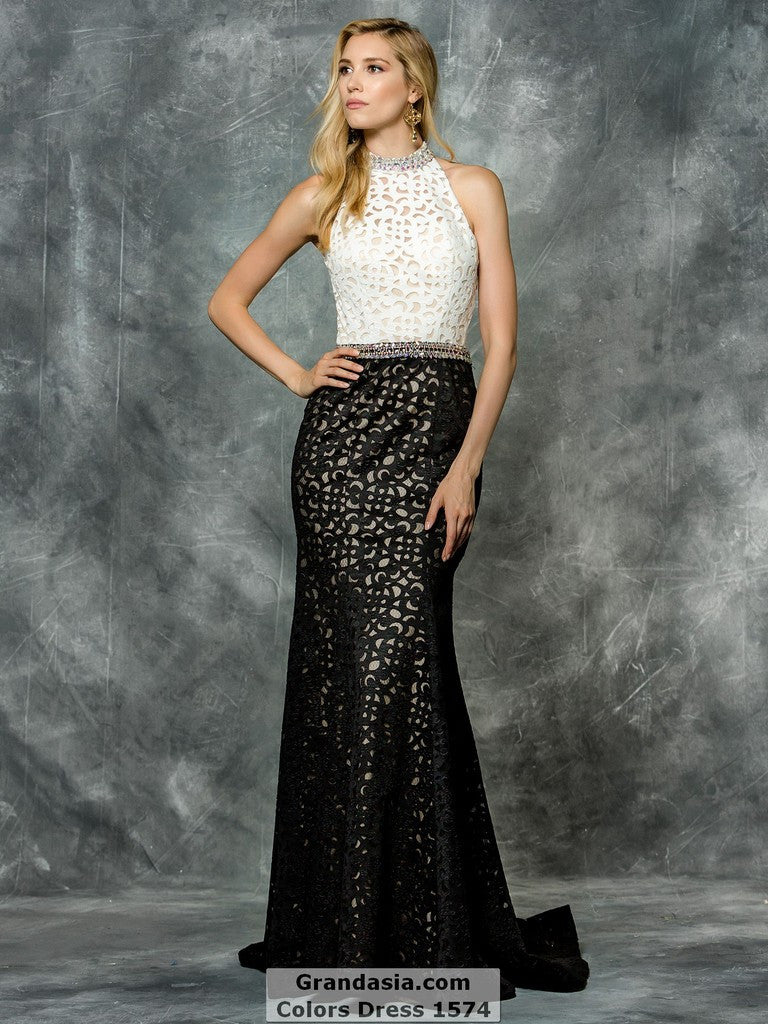 Colors 1574 Prom Dress