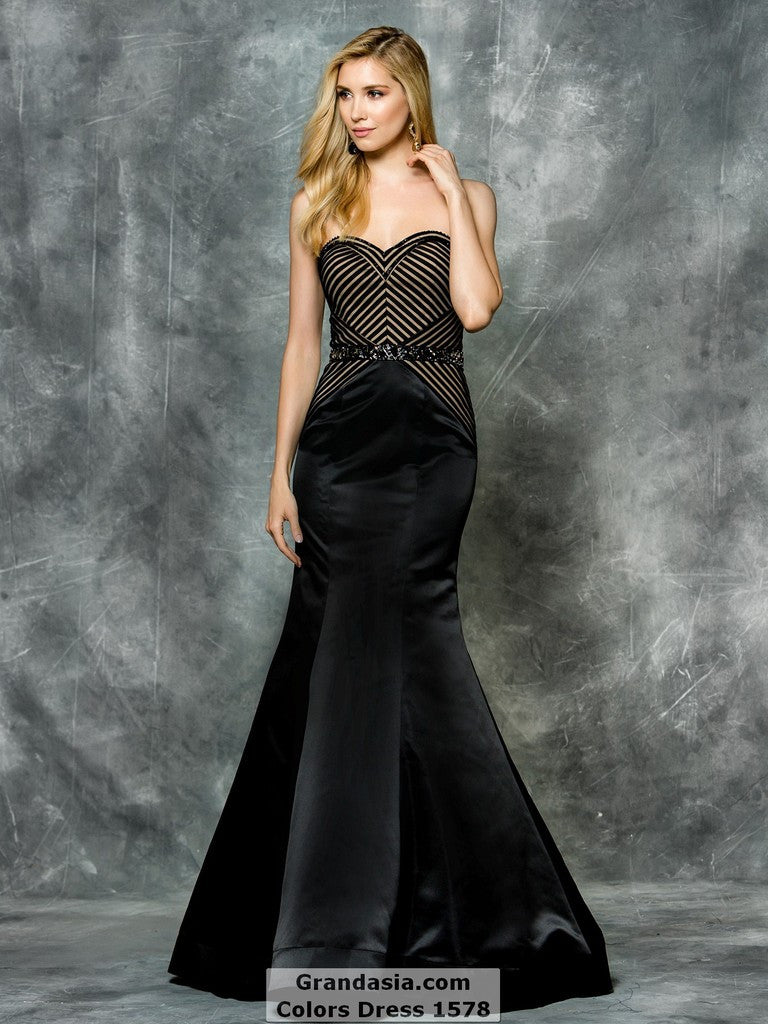 Colors 1578 Prom Dress