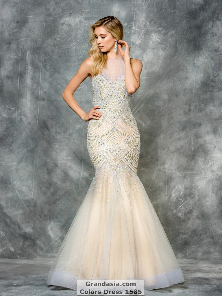 Colors 1585 Prom Dress