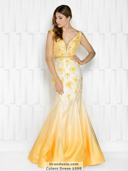 Colors 1598 Prom Dress