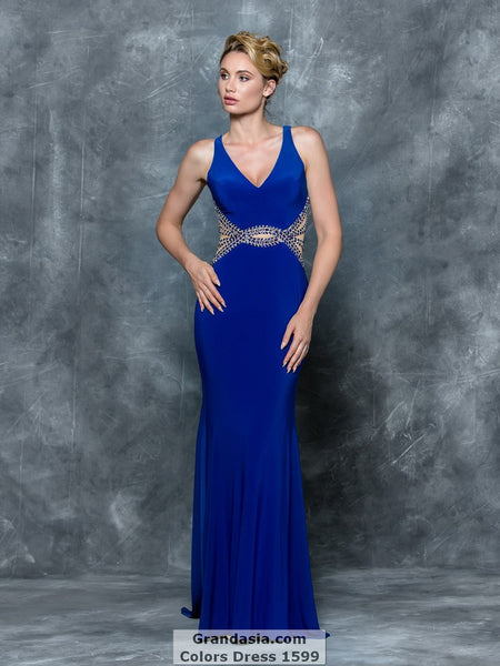 Colors 1599 Prom Dress