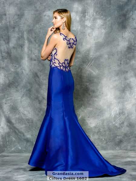 Colors 1602 Prom Dress