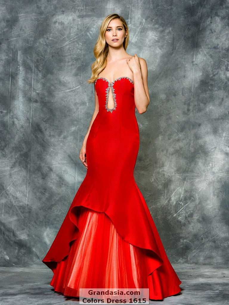 Colors 1615 Prom Dress