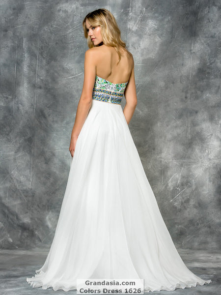 Colors 1626 Prom Dress