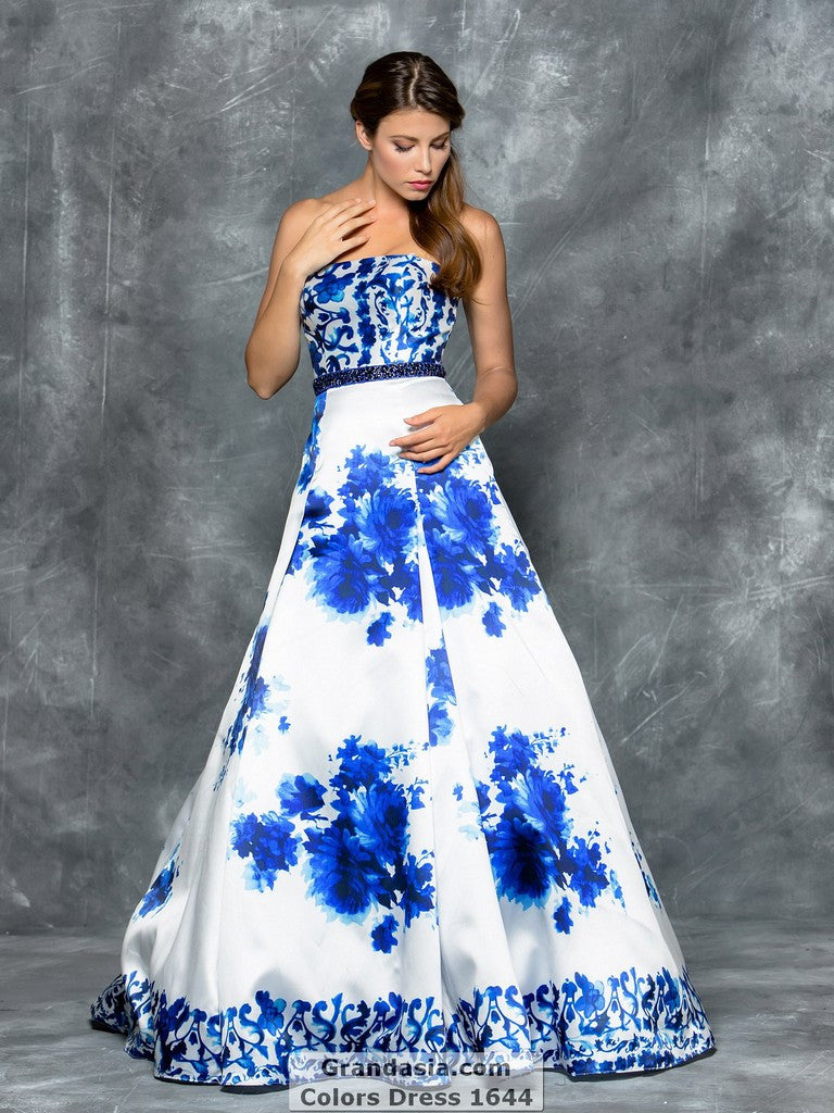 Colors 1644 Prom Dress
