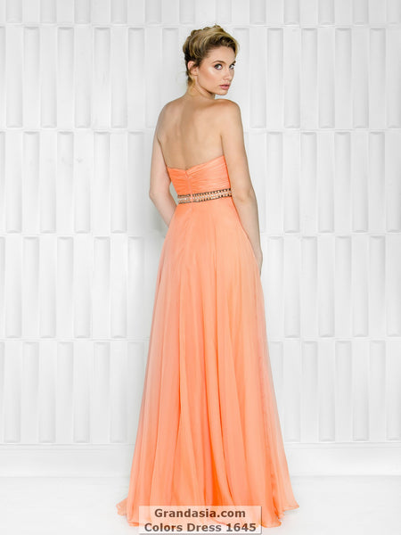 Colors 1645 Prom Dress