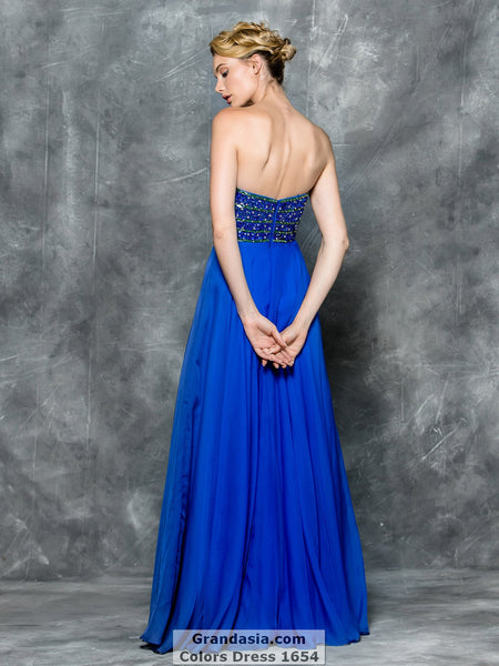Colors 1654 Prom Dress