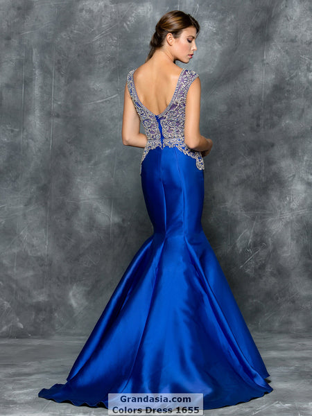 Colors 1655 Prom Dress