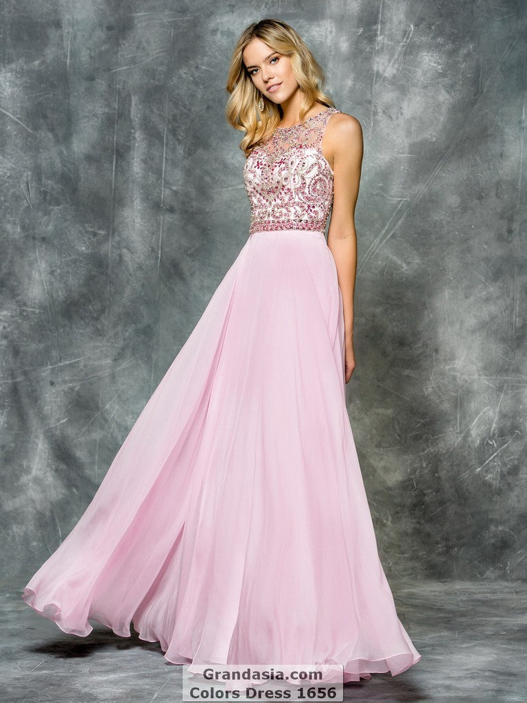 Colors 1656 Prom Dress