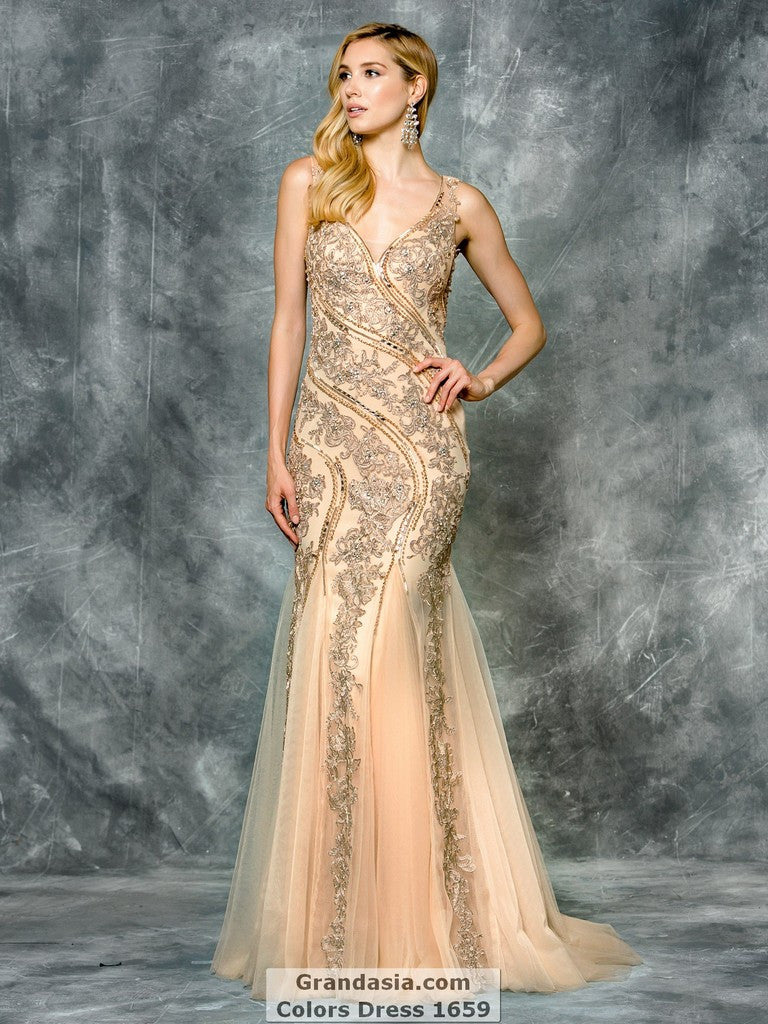 Colors 1659 Prom Dress